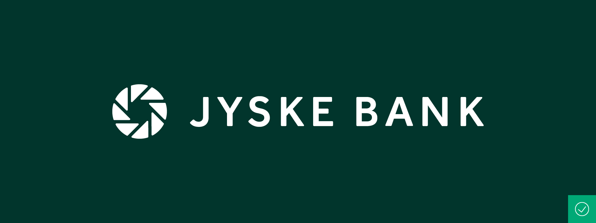 Logo - Jyske Banks logo, do's and dont's