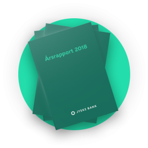 Årsrapport 2018 for Jyske Bank